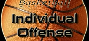 Improve your individual offense in basketball