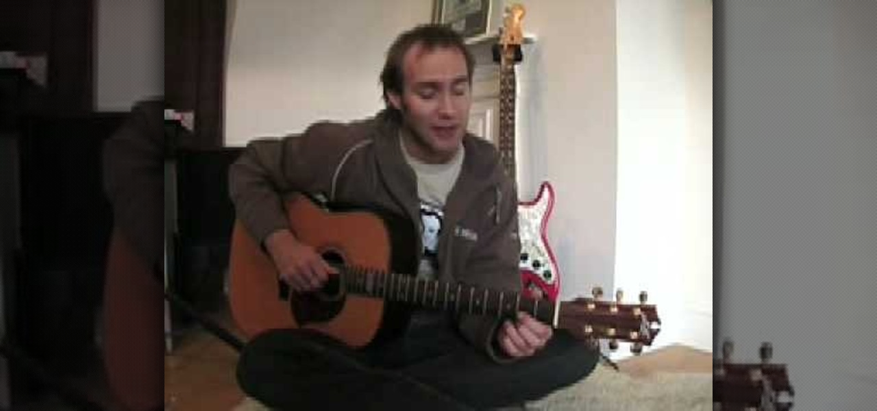 How To Play Everybody Hurts Acoustic Guitar Wonderhowto