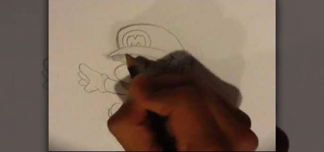 Draw Mario
