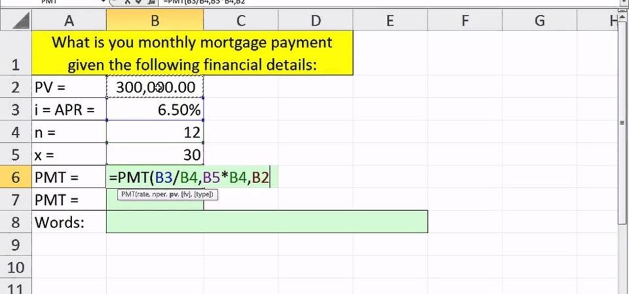 how to calculate the present value of an annuity with excel s pmt
