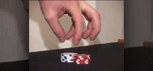 Shuffle your poker chips