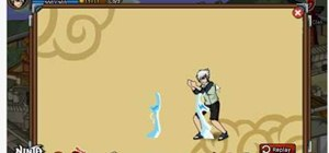 Hack Ninja Saga to give yourself more token skills (10/28/10)