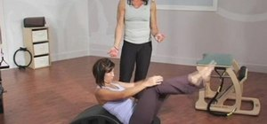 Teach a Pilates bootcamp class at your club or studio