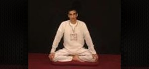 Do the Kapalbhati yoga breathing exercise