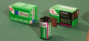Choose the right speed film for cameras
