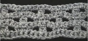Perfect the Every Which Way crochet stitch
