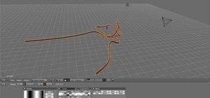 Achieve a light streak effect in Blender 2.4 or 2.5
