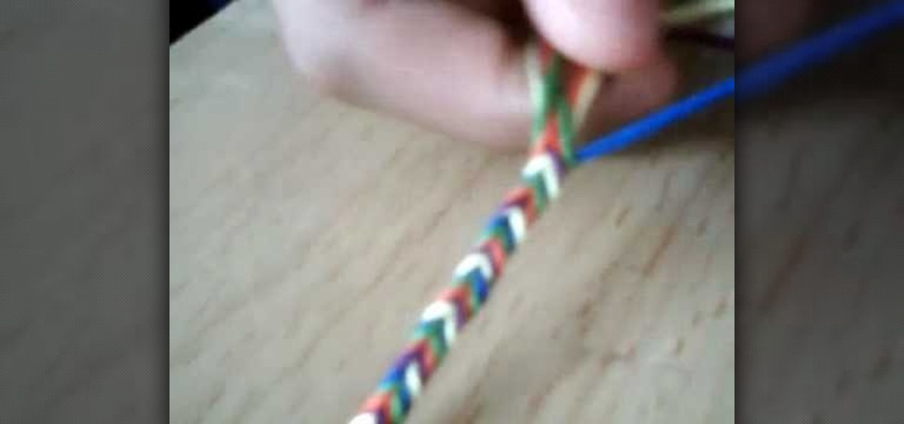 How to Make a simple braided cloth friendship bracelet « Jewelry