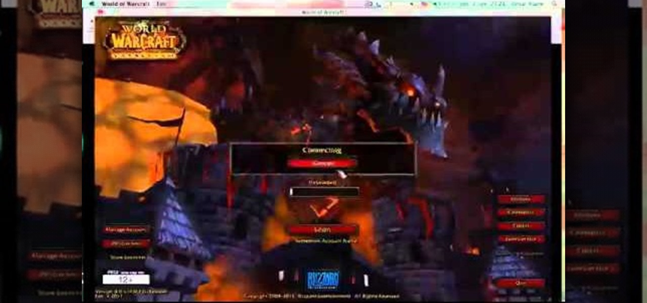 world of warcraft full game download for mac