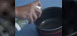Make Nonstick Cooking Spray