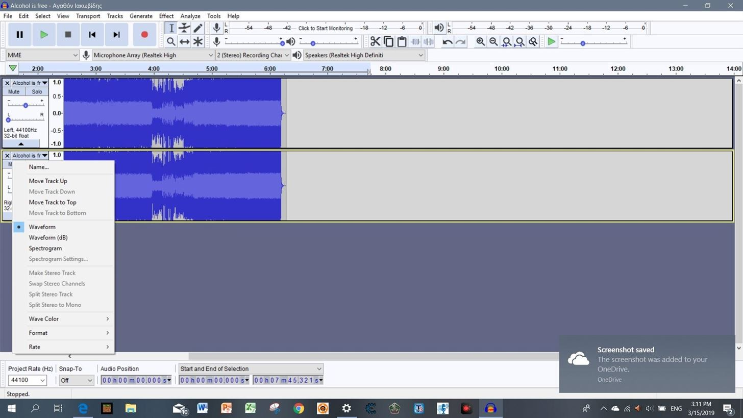 How to Remove Vocals from Songs Using Audacity « Audacity :: WonderHowTo
