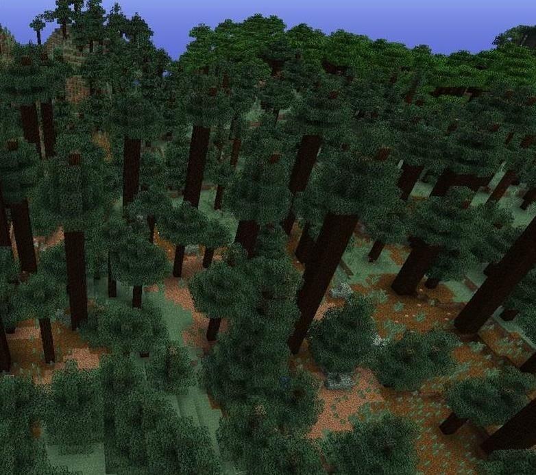 Minecraft 1.7: What's New (Biomes & Fishing)