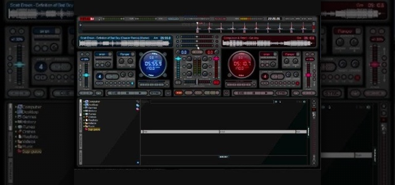 how to understand virtual dj basics 171 software tips
