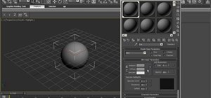 Create and control a pair of eyes in 3ds Max