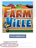 How to Remove The Farmville Application On Facebook