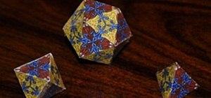 Escher Tessellated Polyhedra