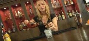 Mix an Aggravation cocktail