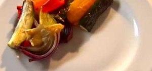 Prepare healthy portions of food