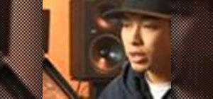 Mix music in Logic 8
