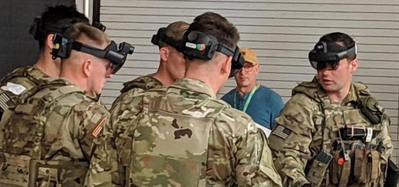 new product 3e7f2 3e23e News  US Military Shows Off Modified HoloLens 2. Augmented Reality System