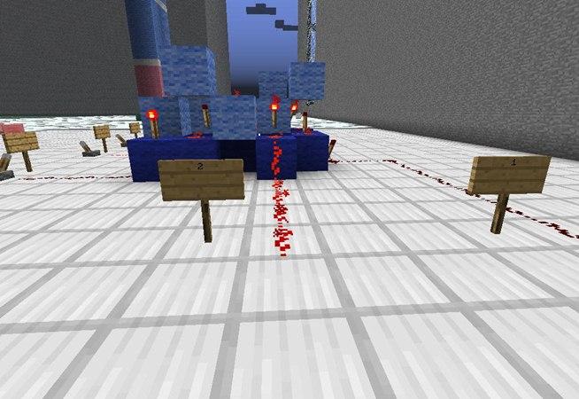 how to make a death machine in minecraft