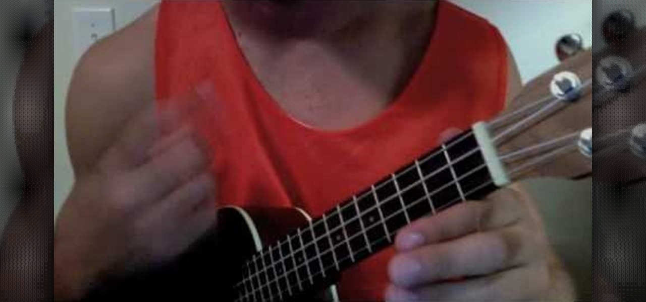 How To Play Green Light By John Legend And Andre 3000 On Ukelele