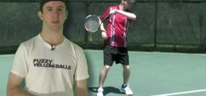 Practice the cross step in tennis footwork