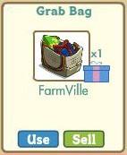 New Farmville Grab Bag Update