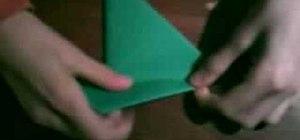 Origami a Claw