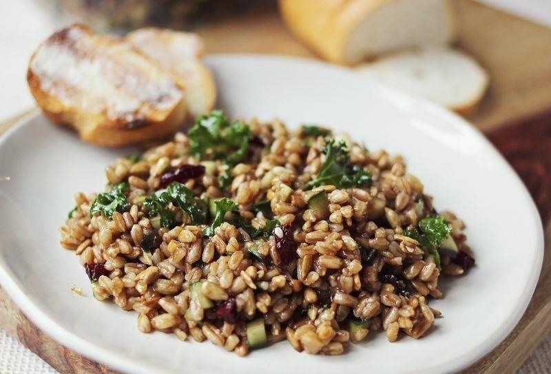 Ingredients 101: Why Properly Rinsing Rice, Barley, Farro, & Quinoa Is So Damn Important