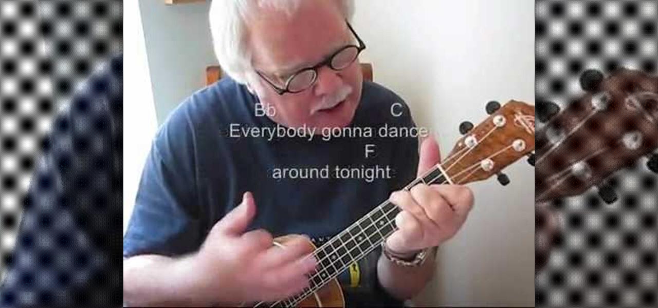 How To Play Paul Mccartneys Dance Tonight On The Ukulele