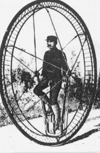 How H.G. Wells and the Bicycle Drove the Evolution of Science Fiction
