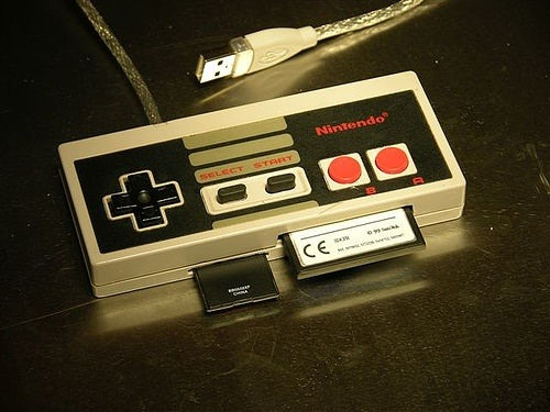How to Turn Your Old NES Controller into a Wireless Light Switch Remote