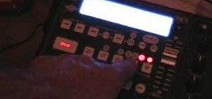 Use the American Audio CK1000 mixer combo