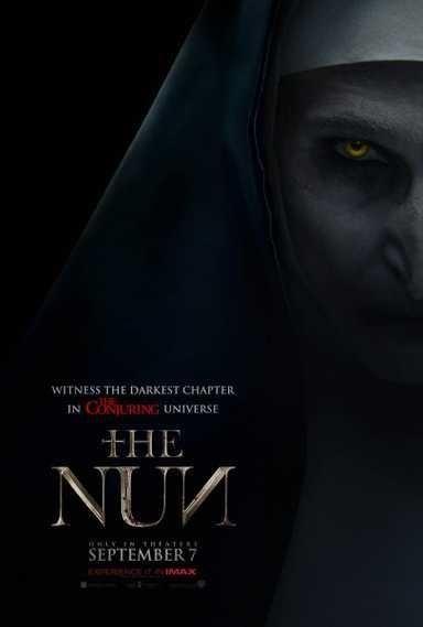 The Nun Full Movie Amazon Prime Videos