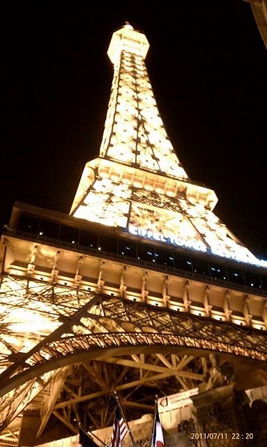 Boo Box Challenge: Eiffel Tower