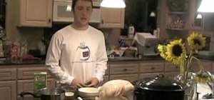 Cook a delicious turkey with brine