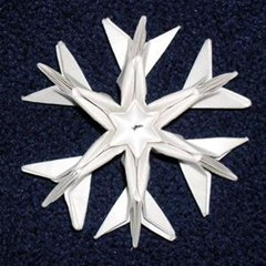 How To Fold Origami Christmas Decorations
