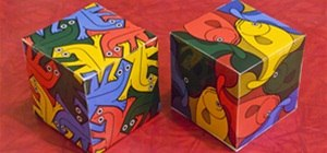Community Submissions (Plus How to Make Escheresque Tessellated Cubes)