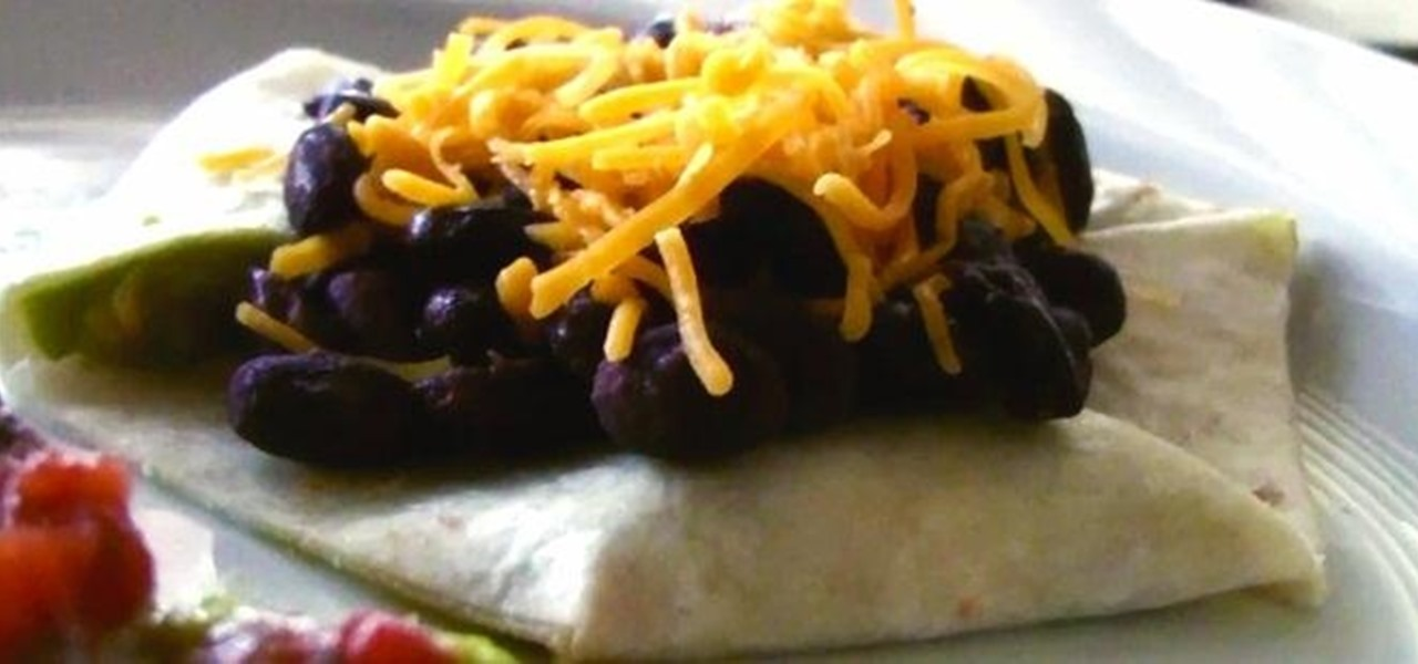 Make a 'Flex Mex'—A Mathematically Delicious Hexaflexagon Burrito