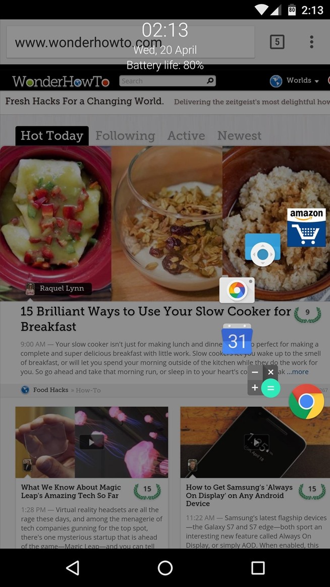 Get Samsung's Best Edge Feature on Any Android