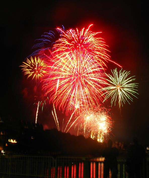 Fireworks Photography Challenge: Great Firework
