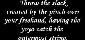 Do yo-yo slack basics
