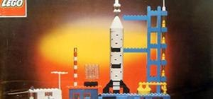 Lego Rocket Build 358 - Movie