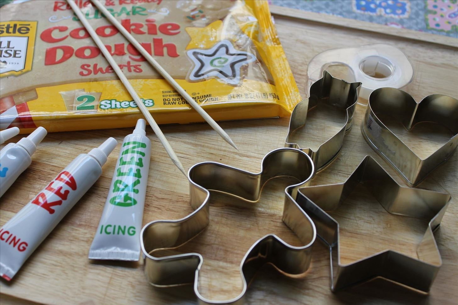 Make a Multi-Cookie Cutter to Save Time in the Kitchen