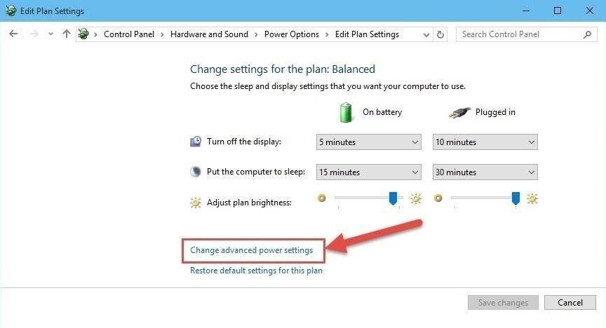 how to change saturation on windows 10 laptop