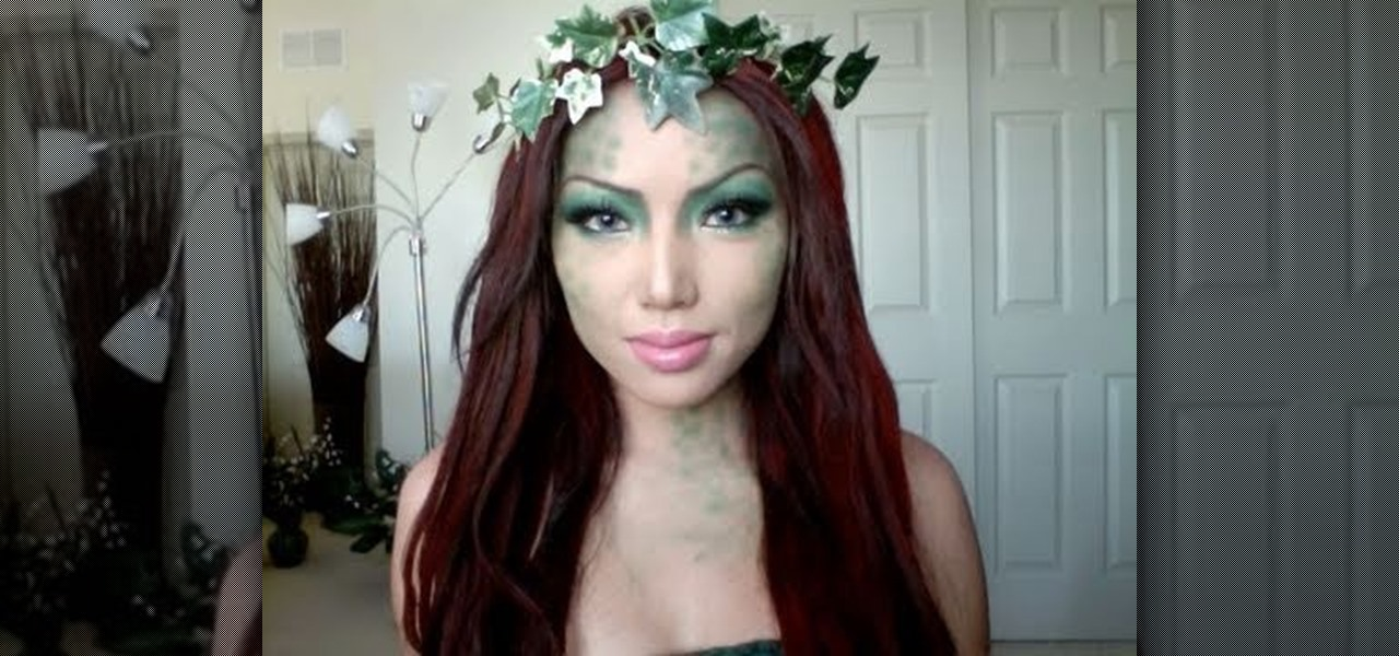 How To Create A Dirty Sexy Swamp Mermaid Makeup Look For Halloween