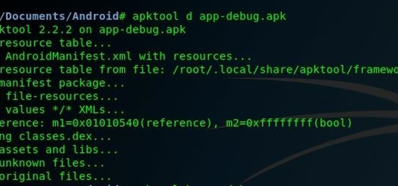 Apktool Can't Recompile « Null Byte :: WonderHowTo