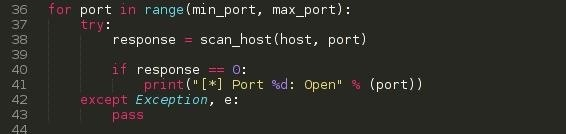 SPLOIT: How to Make a Python Port Scanner