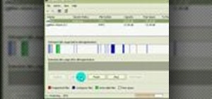 Defrag your computers hard drive to increase its speed
